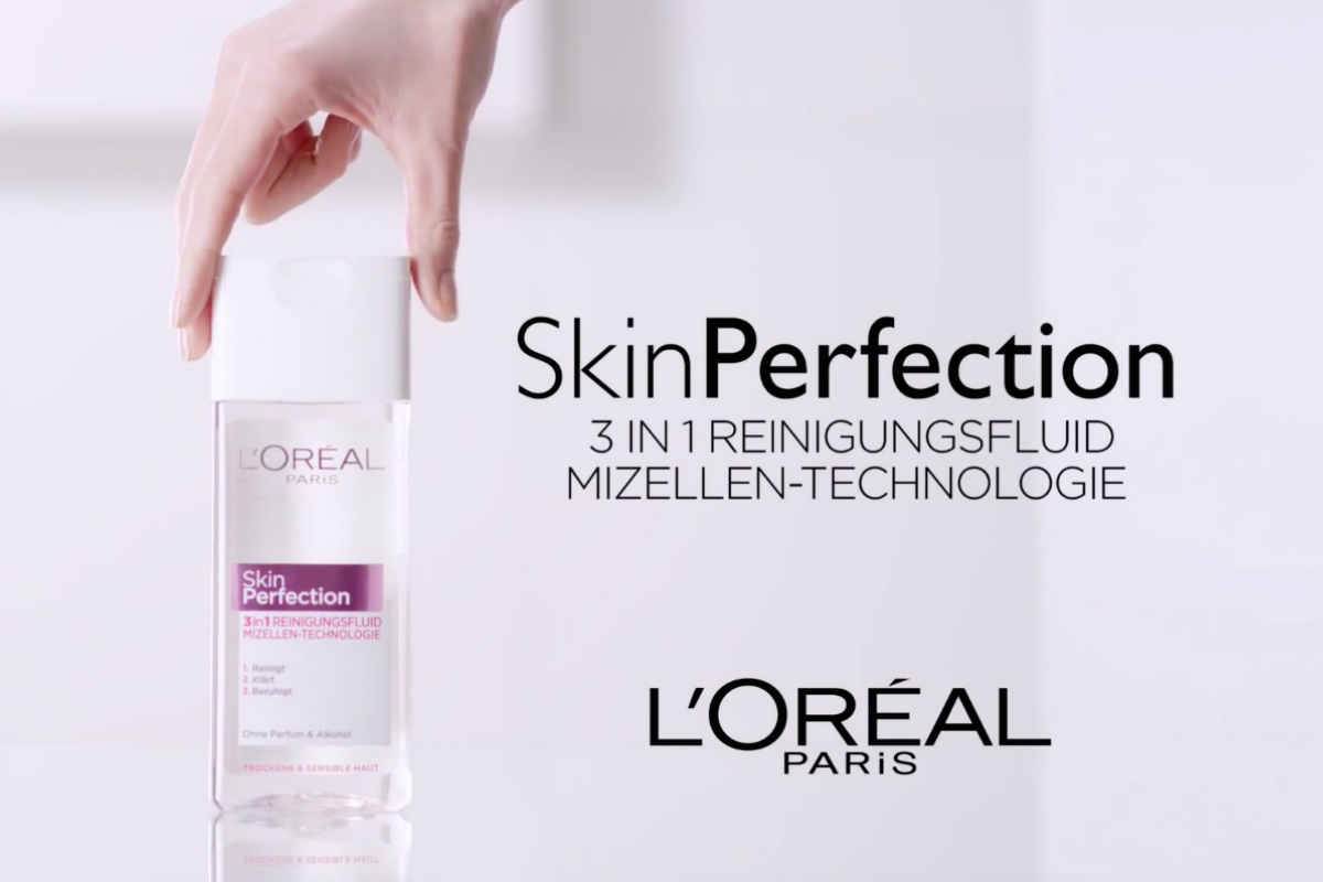 Hand Model Eva-Marie - beauty hands for L'Oreal Paris - skin perfection - Germany